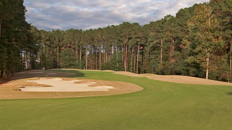 Image: Pinecrest Golf Club hole 2