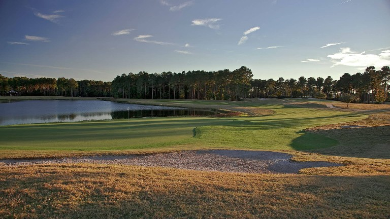 Image: Pinecrest Golf Club hole 9