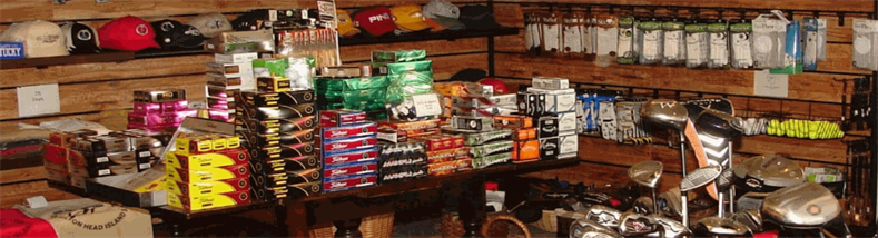 Image: Dolphin Head Golf Club Pro Shop